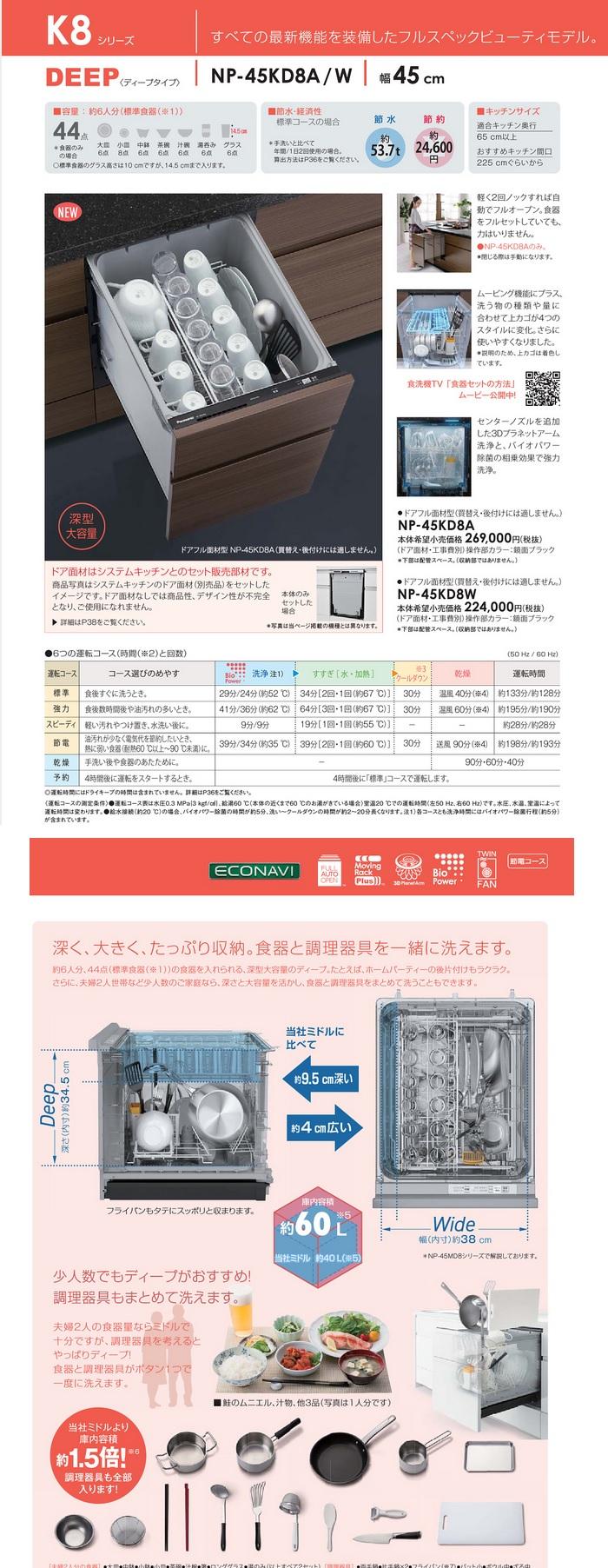 K8ディープ商品説明