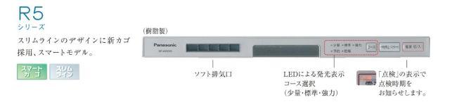 Panasonic ビルトイン食器洗い乾燥機 NP-45RD7K 商品説明